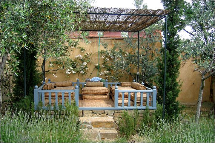 Pergolas de hierro o madera: puro romanticismo u2013 Jardin Decocasa