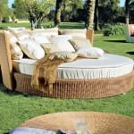 muebles-exterior-sillón-redondo